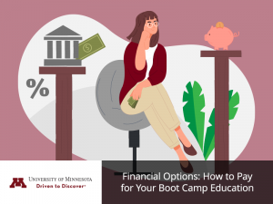 How to pay for University of Minnesota Boot Camps